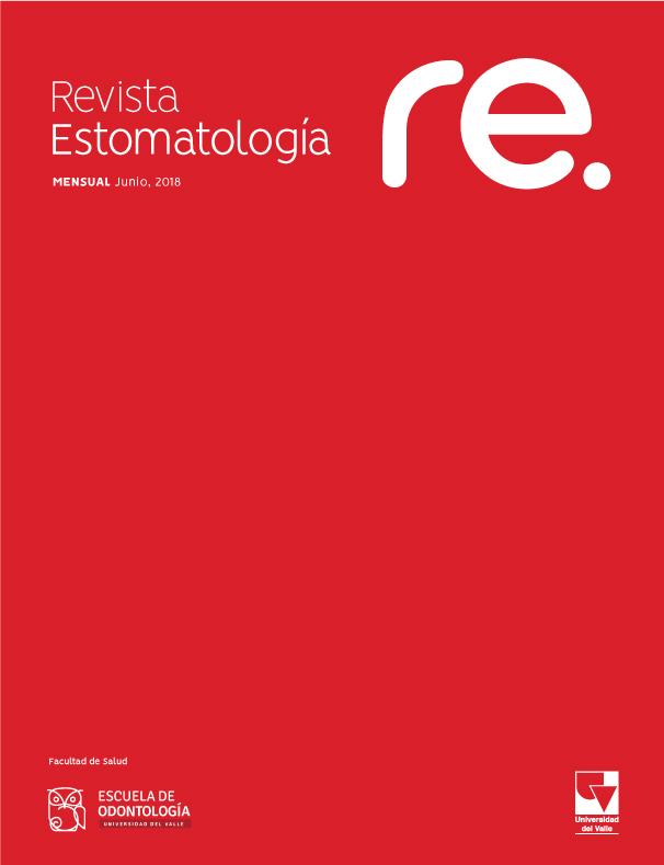 Revista Estomatologia